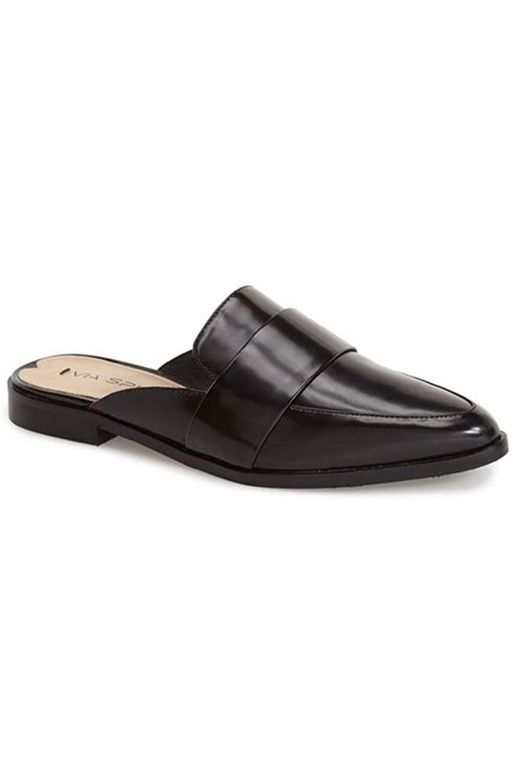loafer mules 10 loafer mules to wear 2016 shop the loafer mule