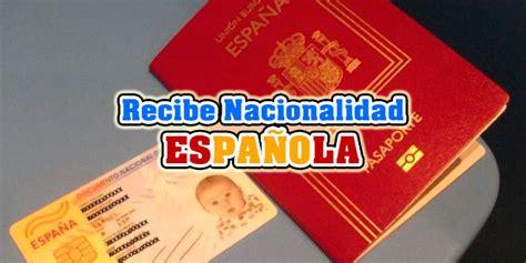 Apellidos Que Recibiran Nacionalidad Espaola | ciudadania espanola