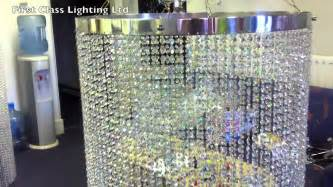 6 Light Chandelier With Shades Made To Measure Custom Made Crystal Chandelier Lamp
