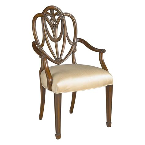 mahogany sweet shield back dining chairs