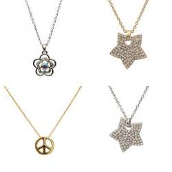 Monogrammed Necklaces Flash Sale Charm Necklaces For Girls 4 99 Shipped Pandora S Deals