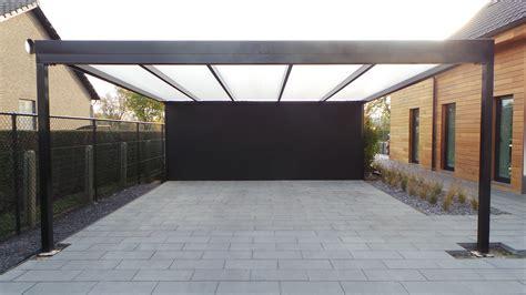 moderne carport moderne carport bilzen limburg metaalwerken