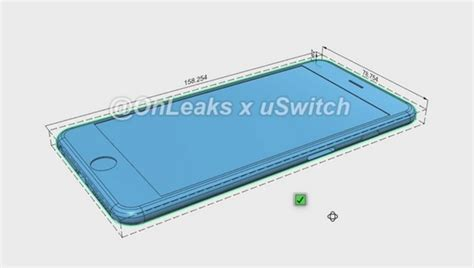 iphone 6s 及 iphone 6s plus 最新渲染圖曝光 機身加厚鏡頭仍凸出 unwire hk
