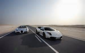 What Is Faster Lamborghini Or Bugatti Bugatti Veyron 16 4 Grand Sport Vs Lamborghini Murcielago