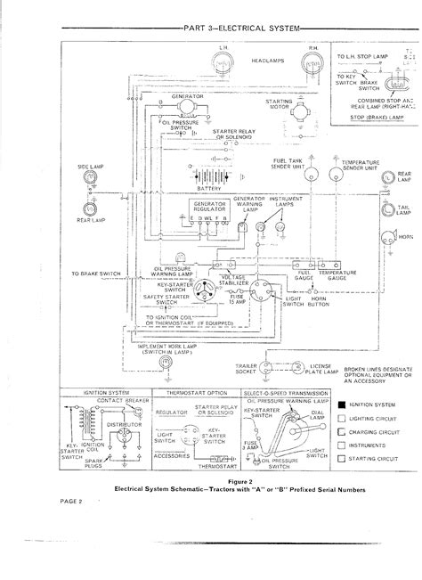 wiring diagram for ford 3400 tractor new wiring diagram 2018