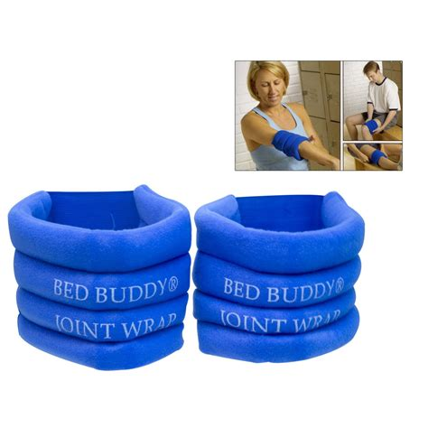 Bed Buddy Wrap by Maxiaids Bed Buddy Large Joint Wrap