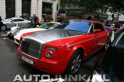 rolls royce ghost red rolls royce phantom drophead coupe red foto s 187 autojunk