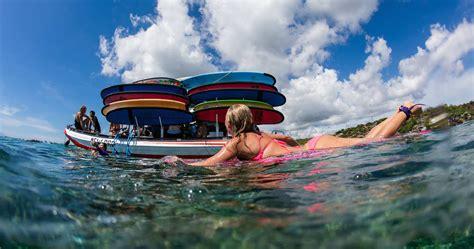 day bali island hopping surf camp rtw backpackers