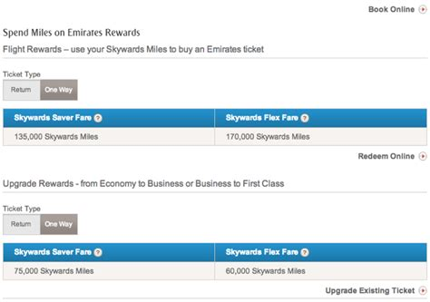emirates upgrade with miles emirates new amex membership rewards points transfer