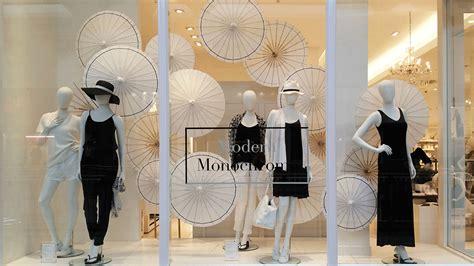 white company dress  windows  paper parasols