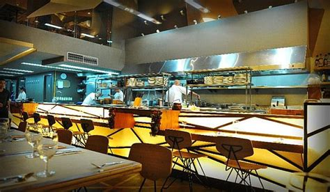 chef s table restaurant the chef s table restaurant design by buensalido architects