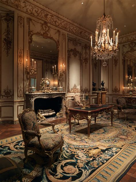 exquisite picture of vintage victorian living room rococo revisited