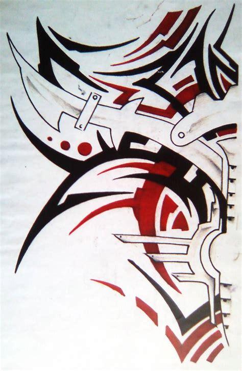 tribal colors tribales con color imagui
