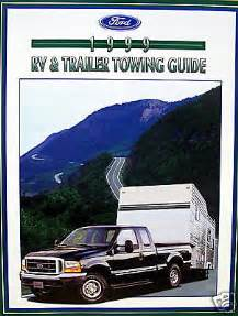 1999 ford towing guide ebay