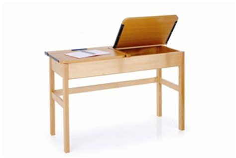 Flip The Desk Double Flip Top Locker Desk