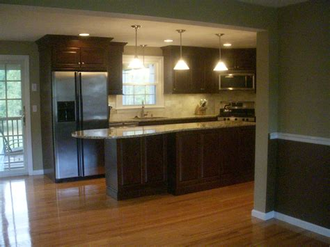 Hardwood Floors For Kitchens Wood Floor Kitchen