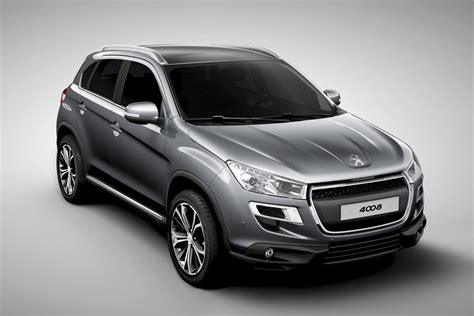 Peugeot 4wd Peugeot 4008 2 0i 150hp 4wd Dati Tecnici Auto Potere