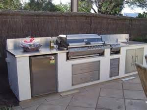 How To Design An Outdoor Kitchen Become One With Nature With A Fabulous Electrolux Modern