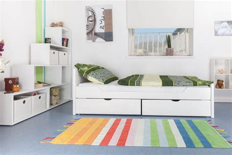 Comforta Solid Spine 100 X 200 Mattress Only single bed storage bed quot easy furniture quot k1 incl 2 drawer and cover plates solid beech