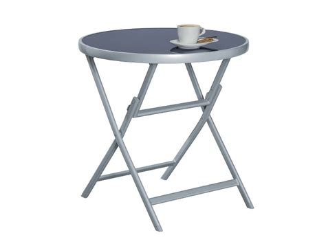 Table Storage by Florabest Aluminium Glass Table Lidl Great Britain