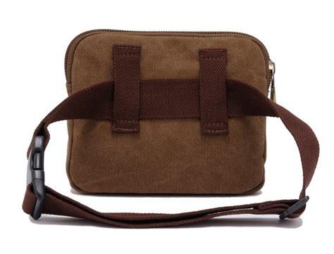 Waist Bag Nature waist pouch belt canvas pack bagsearth