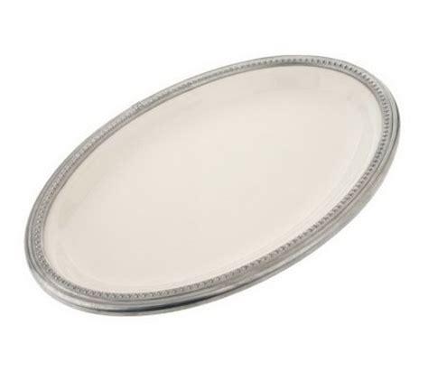 lidia bastianich   stoneware serving platter
