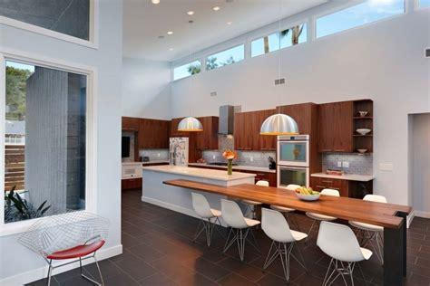 Mid Century Modern Kitchen Design by Cozinha Americana 60 Fotos Ideias E Dicas Profissionais