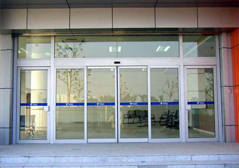 Automatic Sliding Swing Doors Benefits And Cost In Electronic Sliding Glass Door