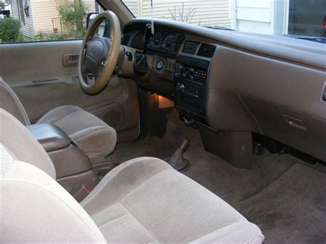 T100 Interior by Bennetts1995 S 1997 Toyota T100 Sr5 Xtra Cab In Burlington Ia