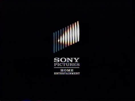 sony pictures home entertainment 2005 company logo vhs