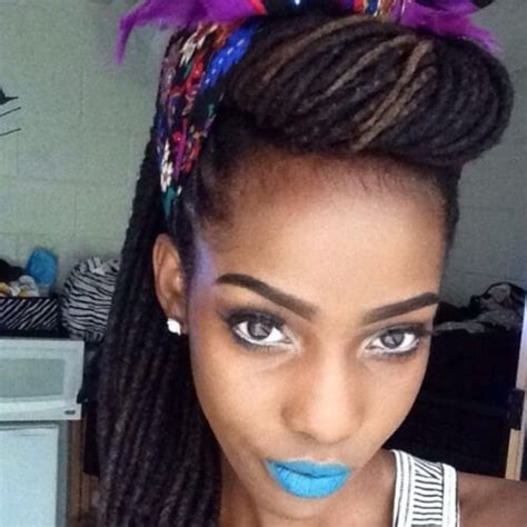 pin up hairstyles for dreadlocks hairstyles