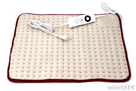 sunbeam pad flashing red light heated mattress pad 96 massage pad for bed sunbeam