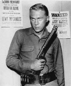 Wanted dead or alive quot starring steve mcqueen as josh randall bounty