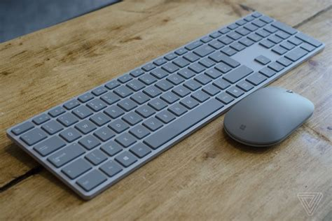 best bluetooth keyboard and mouse microsoft finally made my favorite keyboard and mouse