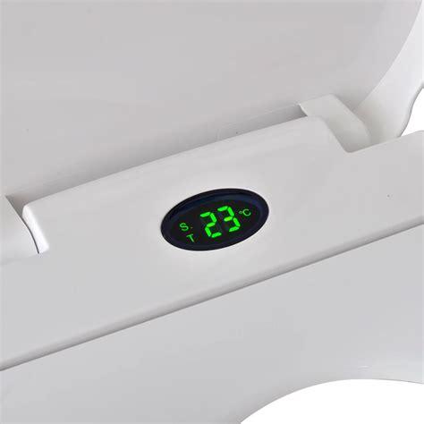 automatic bidet toilet seat automatic electronic toilet seat with bidet function