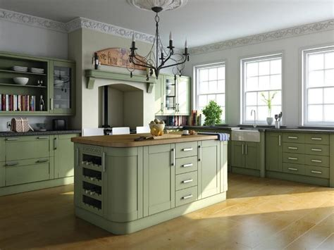 ebony wood sage green shaker door kitchen cabinet with shaker style kitchen in paintable vinyl lark larks