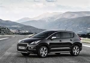 Peugeot 3008 Images 2014 Peugeot 3008 Price Mpg