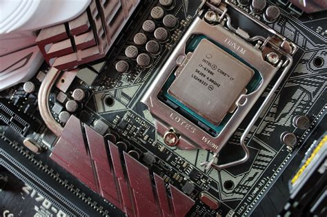 Pc Gaming High Speed I7 Skylake intel s skylake i7 6700k reviewed modest gains from