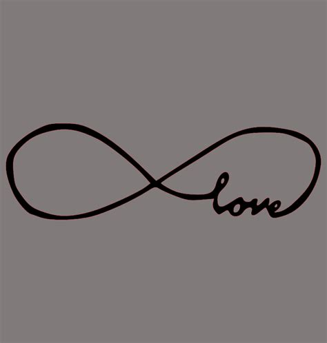 infinity sign text hook figure 8 by ellie goulding