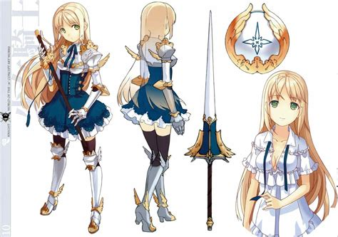 D Anime Character by Anime Character Design Sheet Search Blueprints