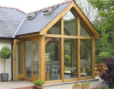lovely small sunroom garden room extensions small