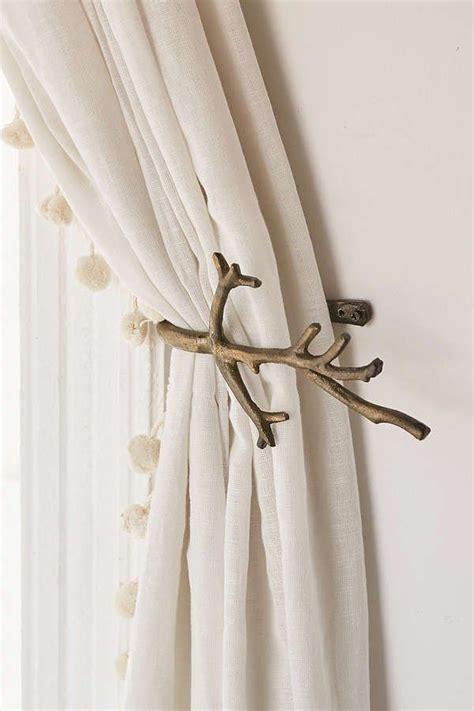 branch curtain tie back best 25 curtain ties ideas on pinterest nautical