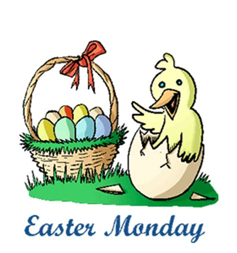 is easter monday a in usa annies home