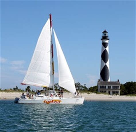 catamaran cruise beaufort nc lookout cruises in beaufort nc daily cruises and boat tours