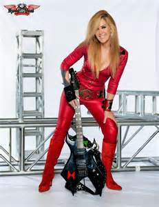 Lita Ford Lita This Is Paul Burns Lita Ford Rock Musician Singer