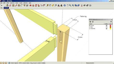 sketchup  scenes  layers ww sketchup
