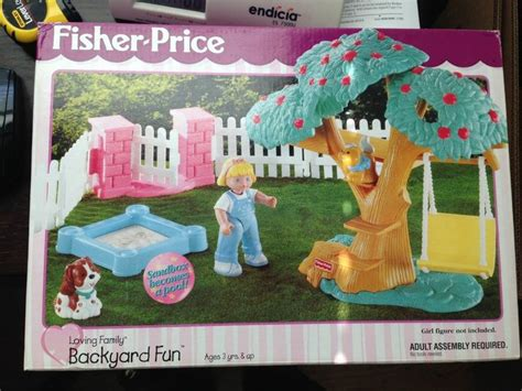 154 best doll house fisher price loving family images on