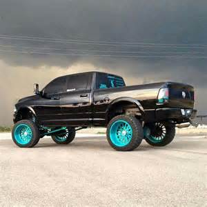 Lifted Truck Black Wheels Best 25 Dodge Ram Trucks Ideas On Ram Trucks