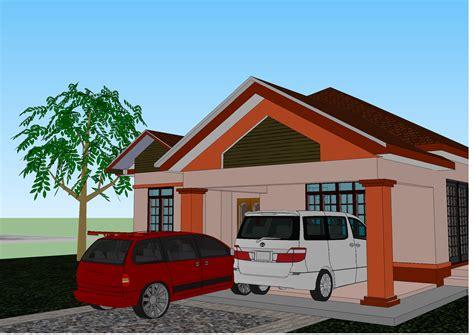 kos pembinaan rumah ini membina rumah impian kos bina rumah banglo desainrumahid com