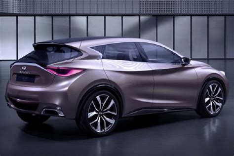 2016 Infiniti Q30 Price Engine Redesign Changes